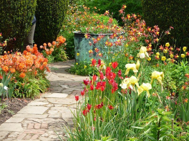 sunset garden Google Search Vita sackville west