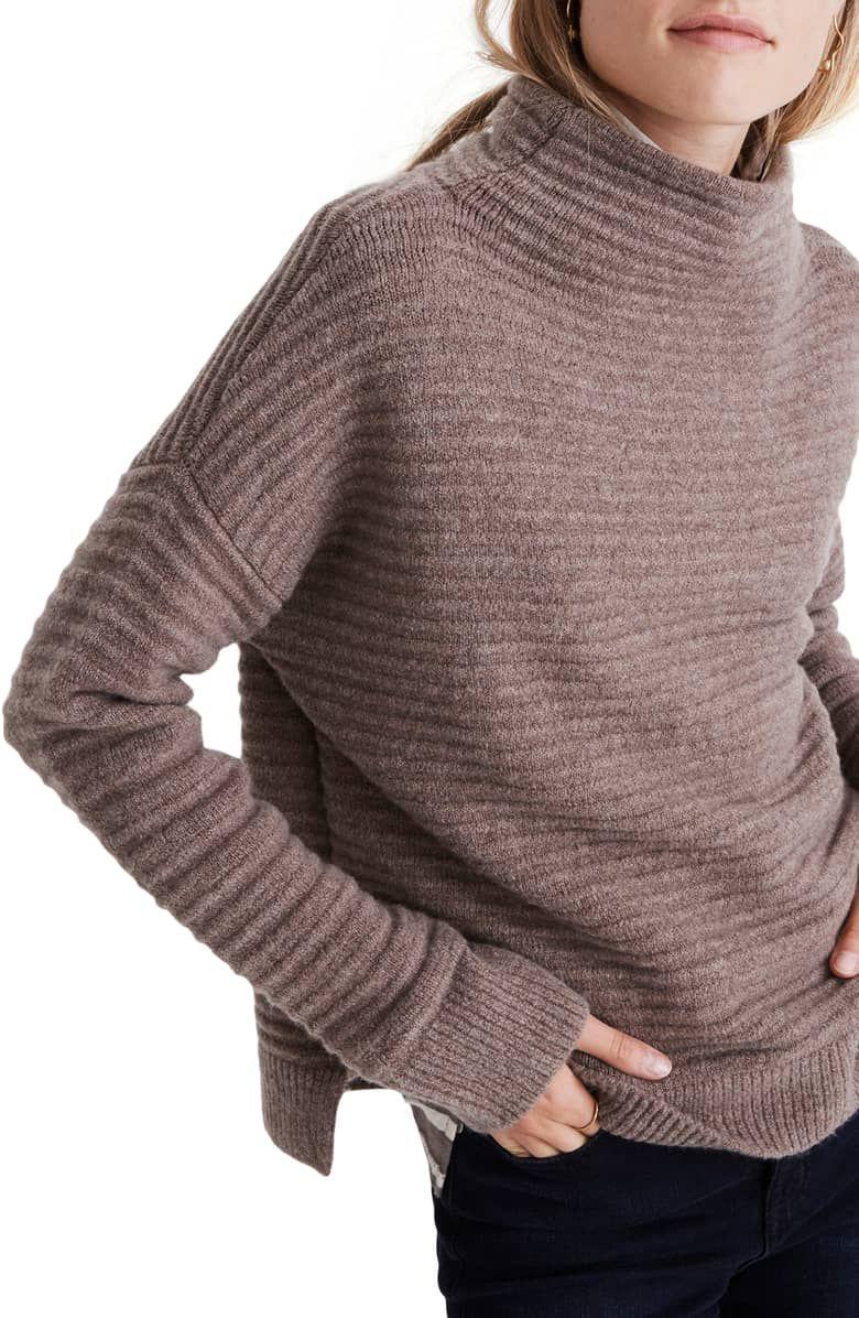 b5728d7fdd Belmont Mock Neck Sweater