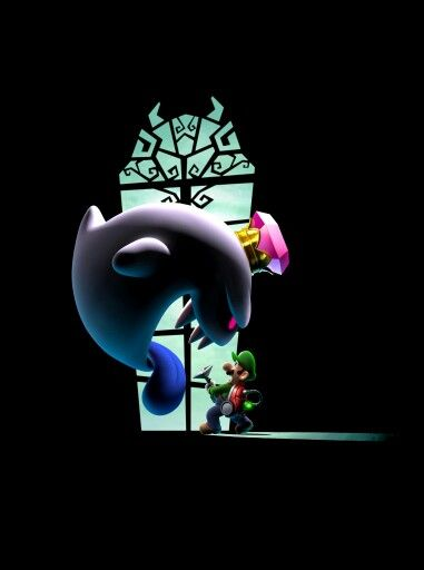 King Boo. Luigi's Mansion