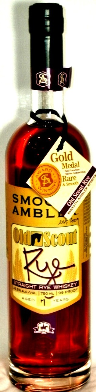 The Whisky Shop - Smooth Ambler Old Scout 7 Year Old Straight Rye Whiskey, $43.50 (http://www.whiskyshopusa.com/smooth-ambler-old-scout-7-year-old-straight-rye-whiskey/)