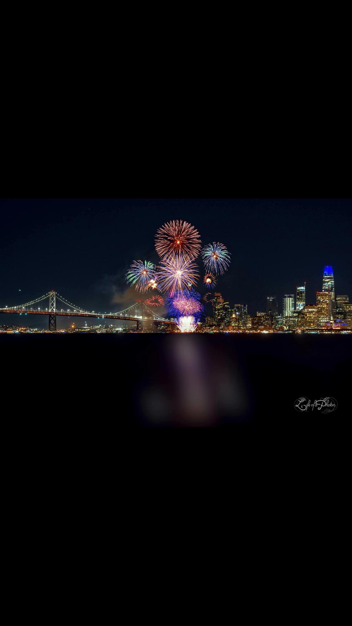 San Francisco on New Year's Eve 2018   San francisco ...