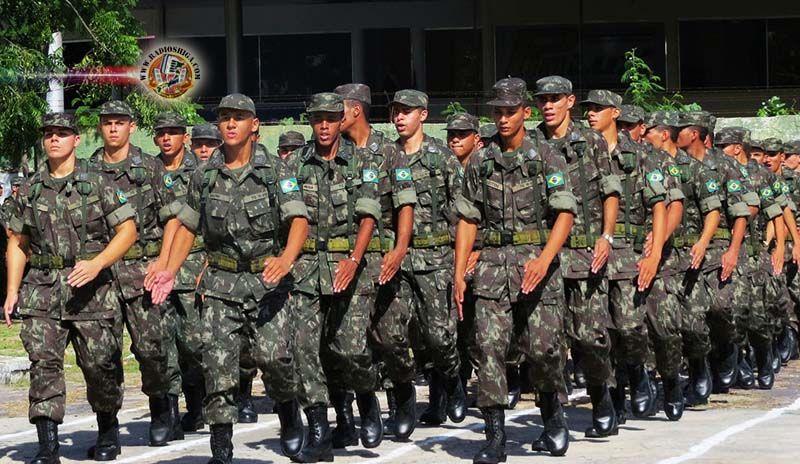 Brasil Ministerio Da Defesa Espera 1 8 Milhao De Inscricoes Para