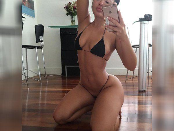 puerto rican female toppless