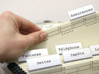 Combien de temps garder des documents et factures - Protégez-vous