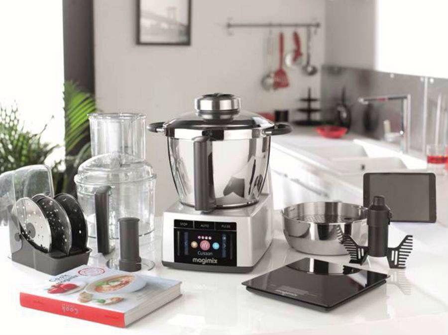 Scopri tutte le funzioni di #CookExpert di #Magimix, la rivoluzione ...