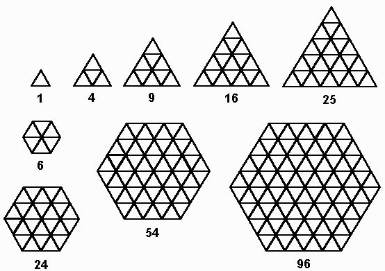 Equilateral triangles/isometric drawing paper hexagon