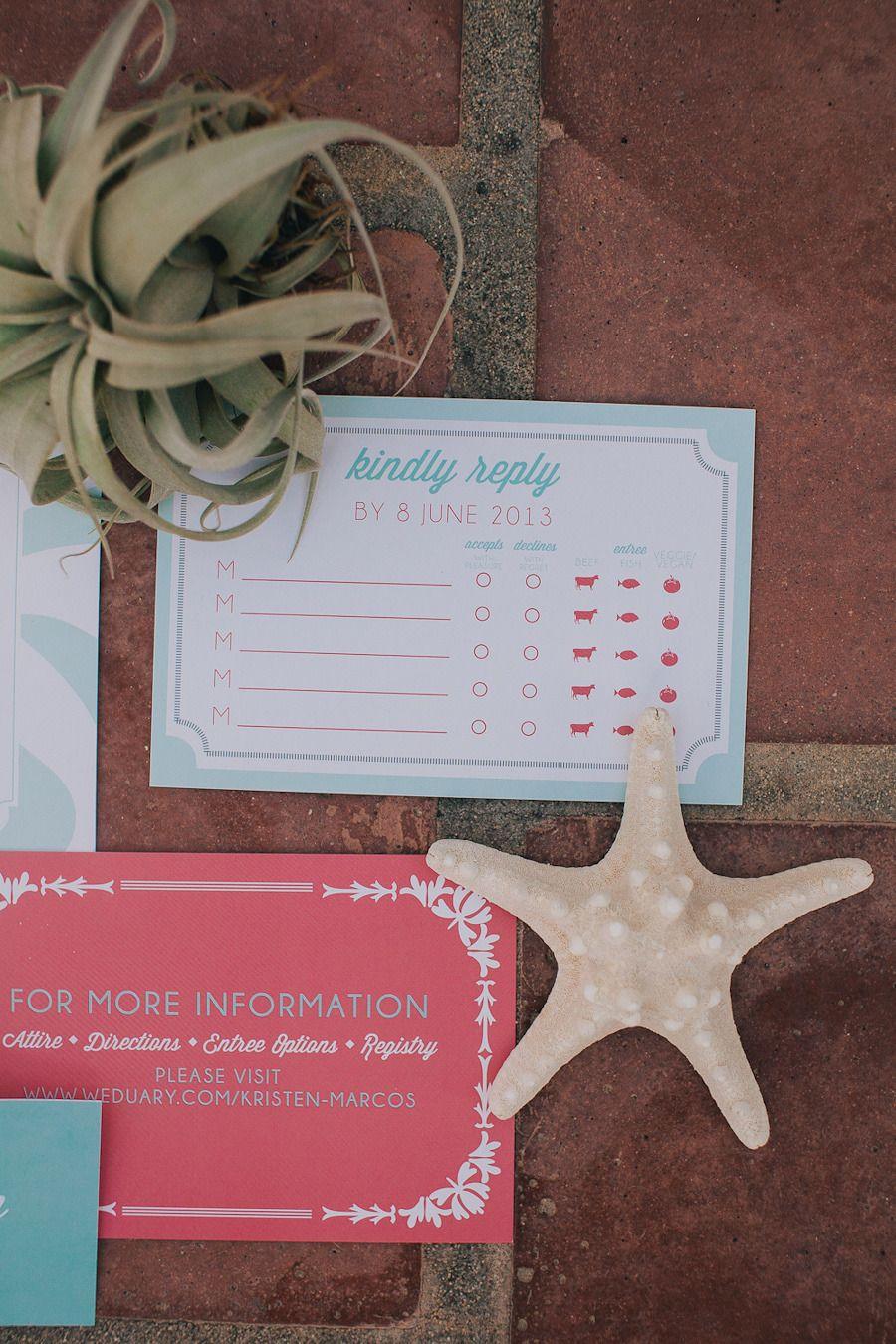 #rsvp-card  Photography: Kelly Stonelake Photography - kellystonelake.com