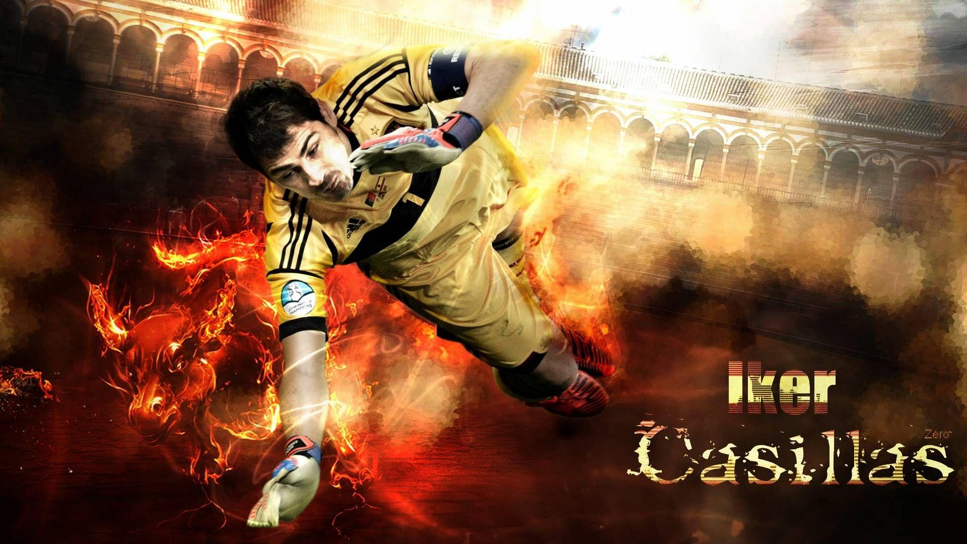 Iker Casillas HD Wallpapers IkerCasillas