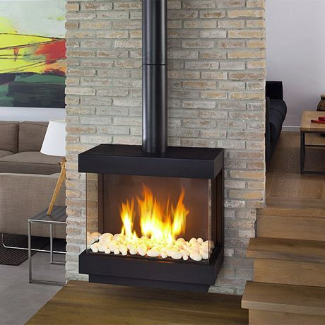 modern gas stove ortaljpg Sold at Bell Fires to Love