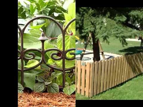 Small Garden Fence Ideas Small Garden Fence Backyard Fences