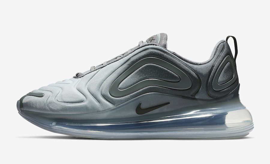 f5ad181cd5 Nike Air Max 720 Carbon Grey AO2924-002 Release Date - SBD ...