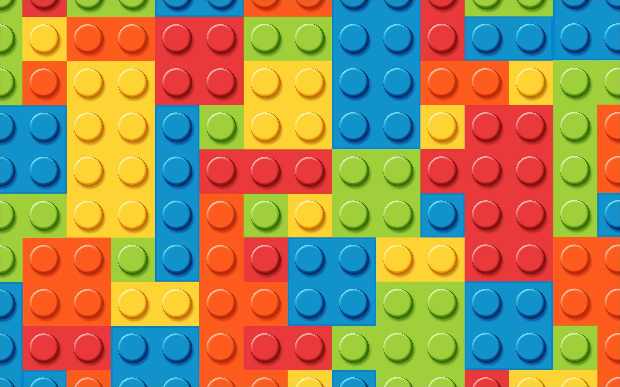 4k Lego Blocks Wallpaper In 2020 Lego Blocks Wallpaper Lego