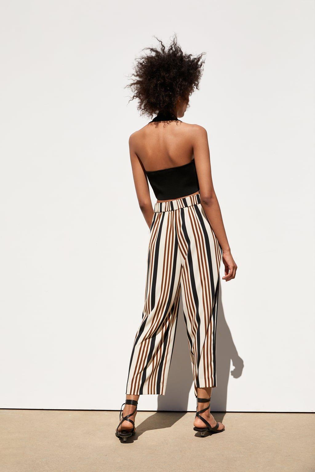 Dames broeken | Nieuwe Collectie Online | ZARA Nederland