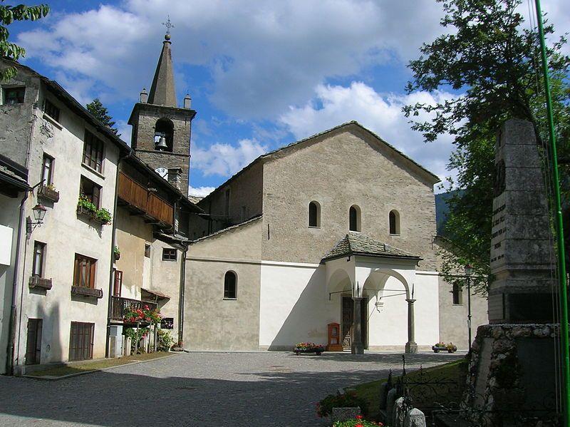 Chiesa champorcher q1 - Champorcher - Wikipedia