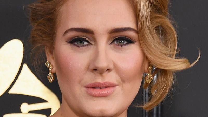 Adele Schlank Hammer So Hat Man Sie Noch Nie Gesehen Adele