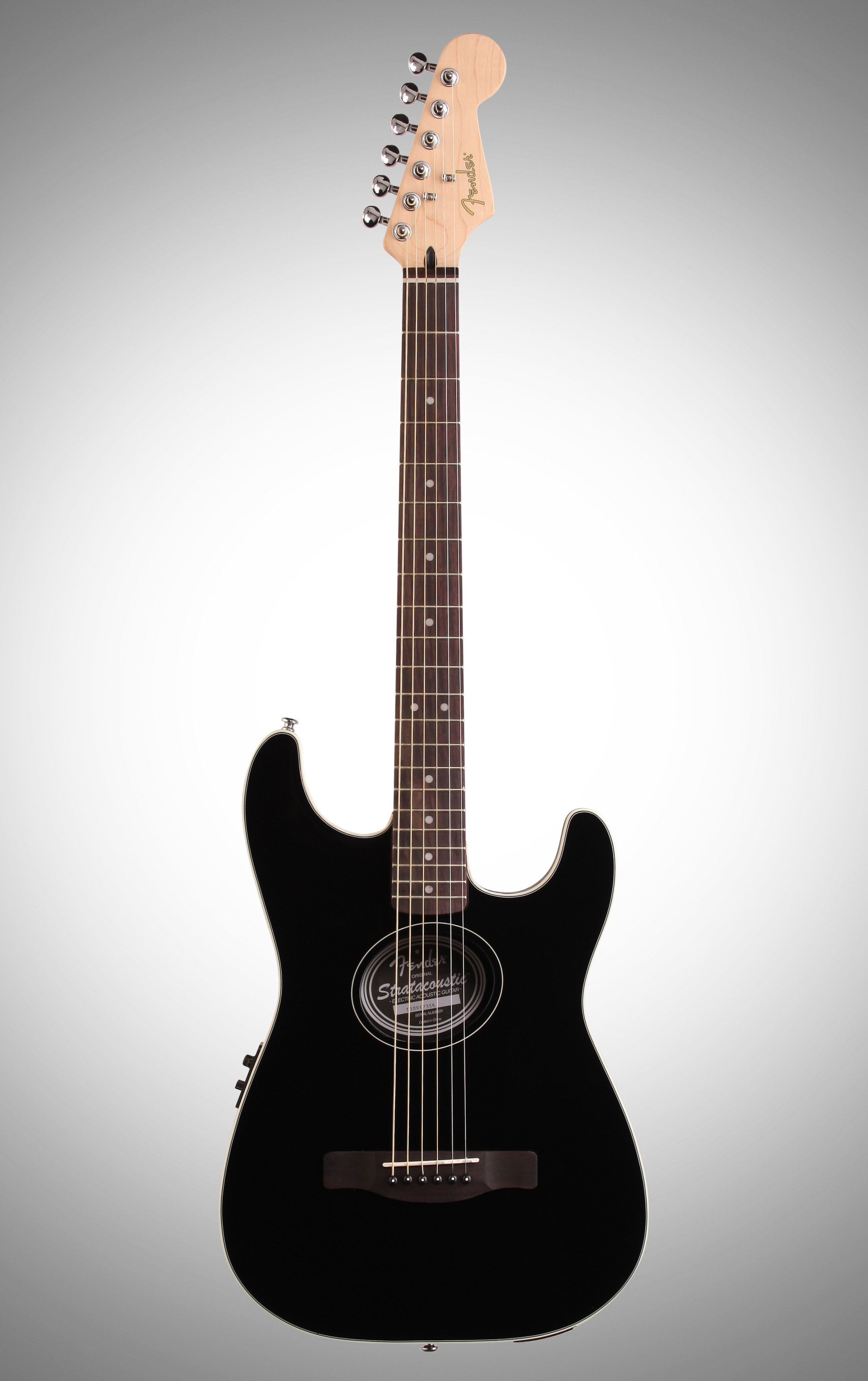 fender standard stratacoustic acoustic electric guitar black guitars in 2019 guitar. Black Bedroom Furniture Sets. Home Design Ideas