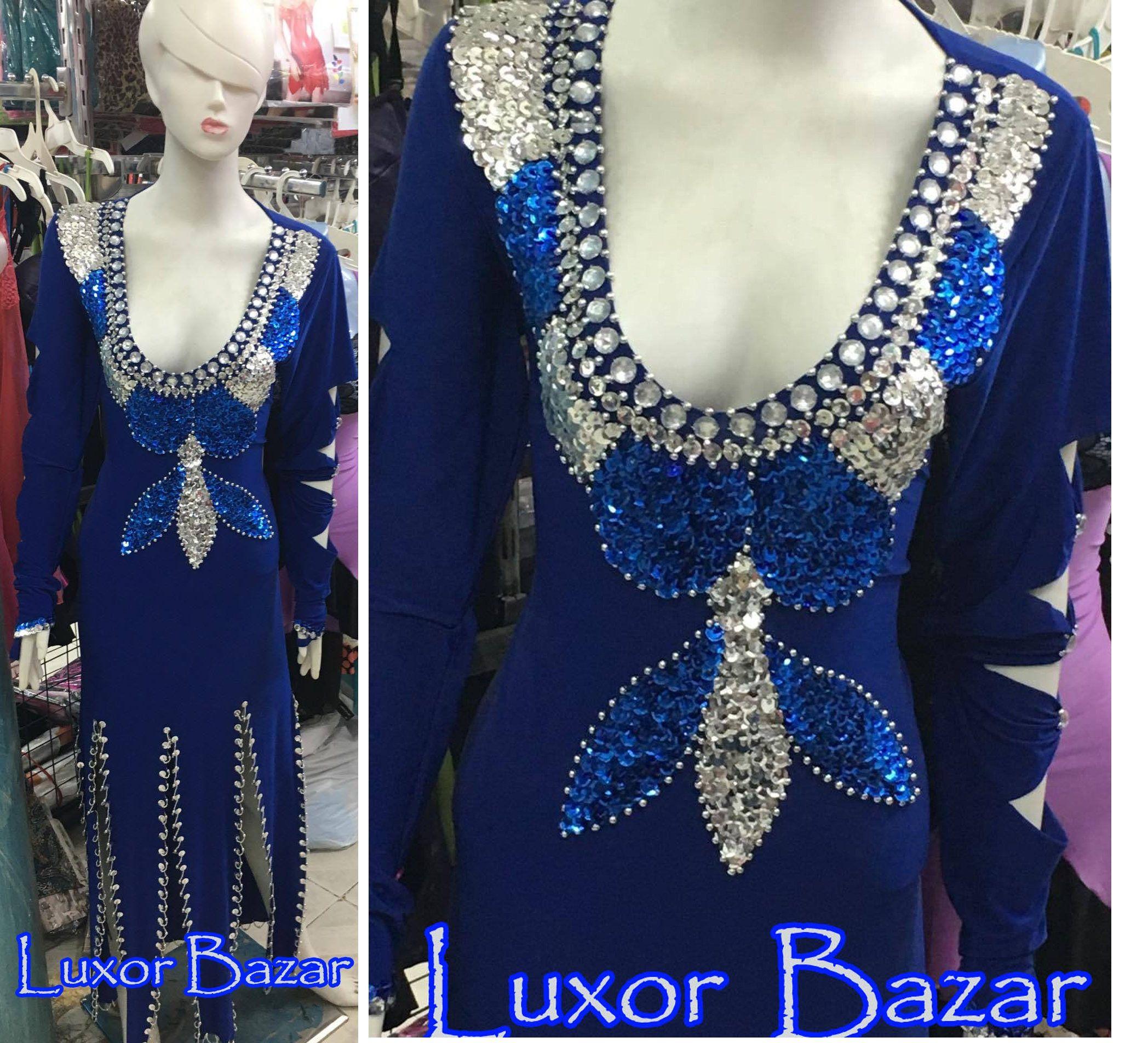 Baladi Galabeya Fallahi Abaya New  Egyptian Belly Dance Costume Saidi Dress