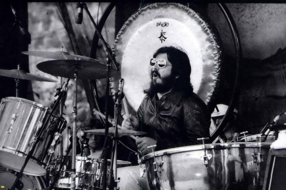"""It's been 33 years since the passing of the incredibly amazing John Henry """"Bonzo"""" Bonham. He is greatly missed by his friends, family, and fans. He was the biggest influence on me as a drummer. His talent and style is timeles and will live on forever. R.I.P. Bonzo"""