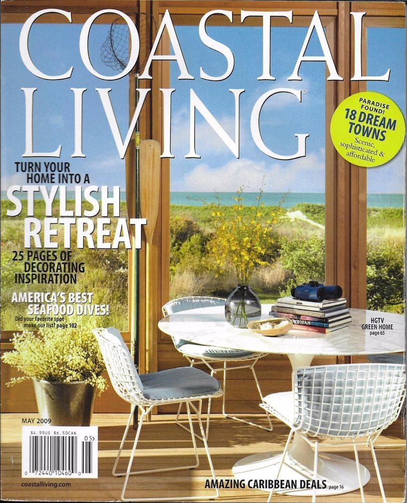 Coastal Living Magazine Stylish Retreat Caribbean Surfer