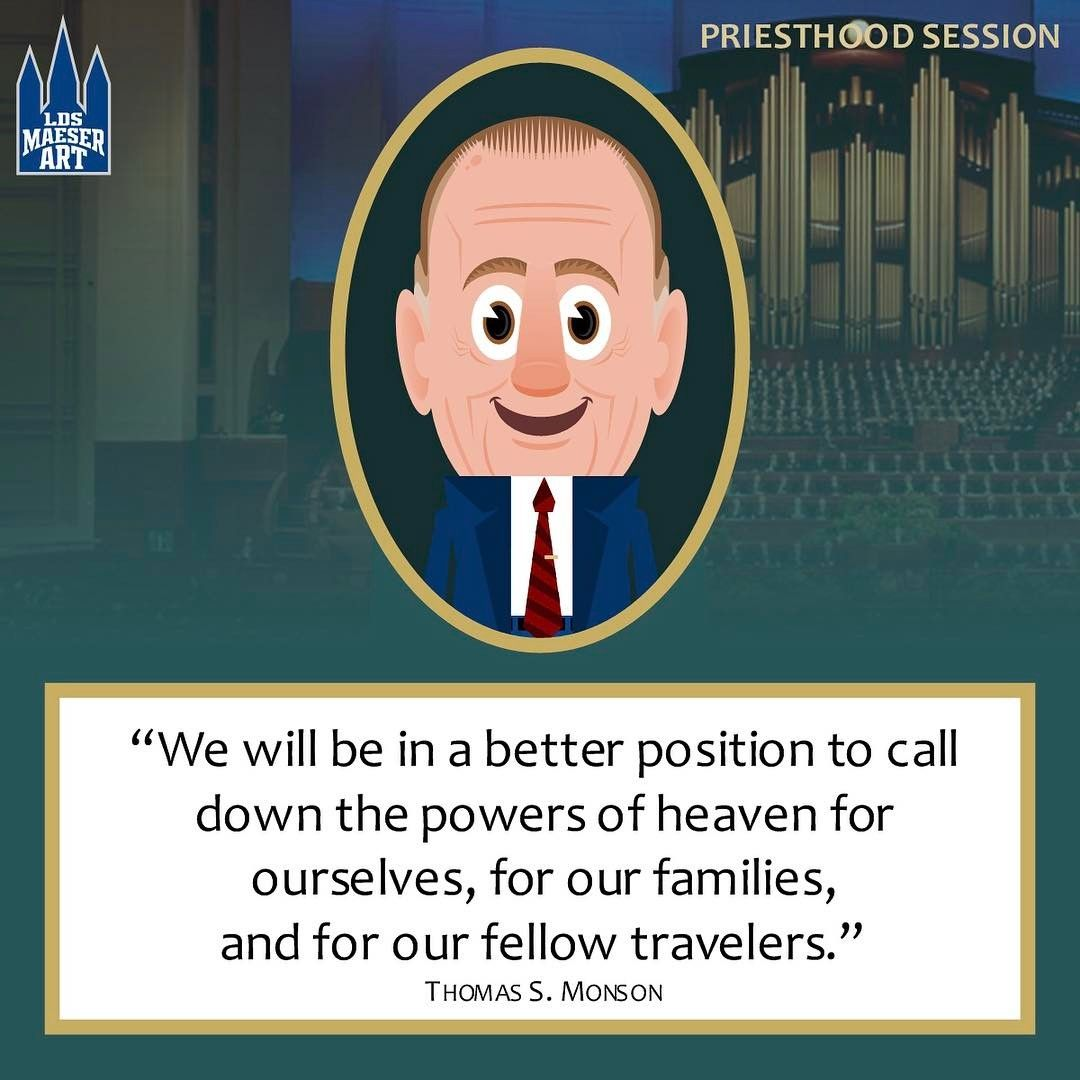 President Thomas S. Monson . April 2017 General Conference   Priesthood  Session . #PresMonson