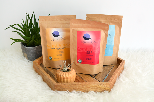 Herbal teas are a great thing to keep on hand to help bring those spa vibes to your home.