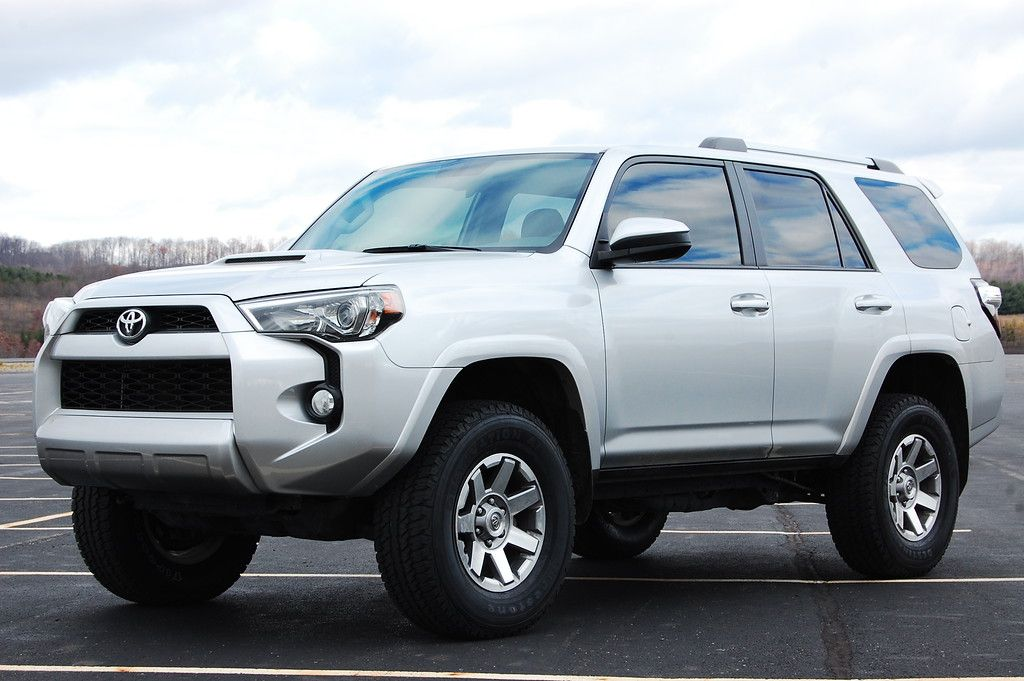 Picture Request 285s On Trail Edition Rims Page 2 Toyota 4runner Forum