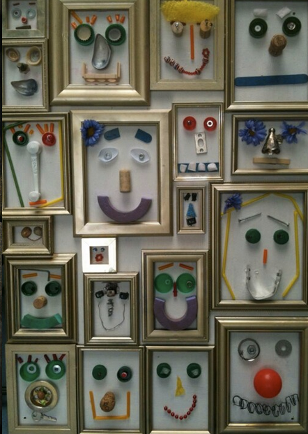 Pingl par na an sur crafts for kids pinterest - Activite manuelle elementaire ...