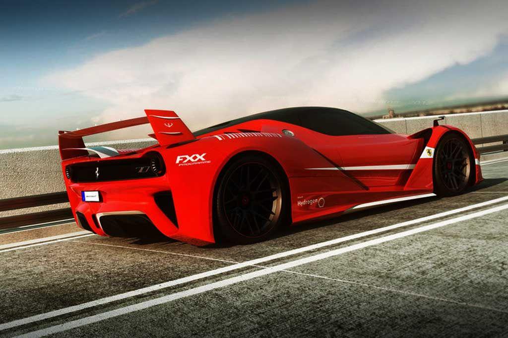 Ferrari F70 #sports #car #italian #ferrari #red #high #performance