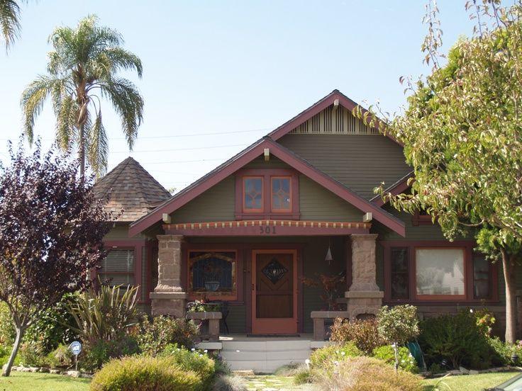 Craftsman House Long Beach