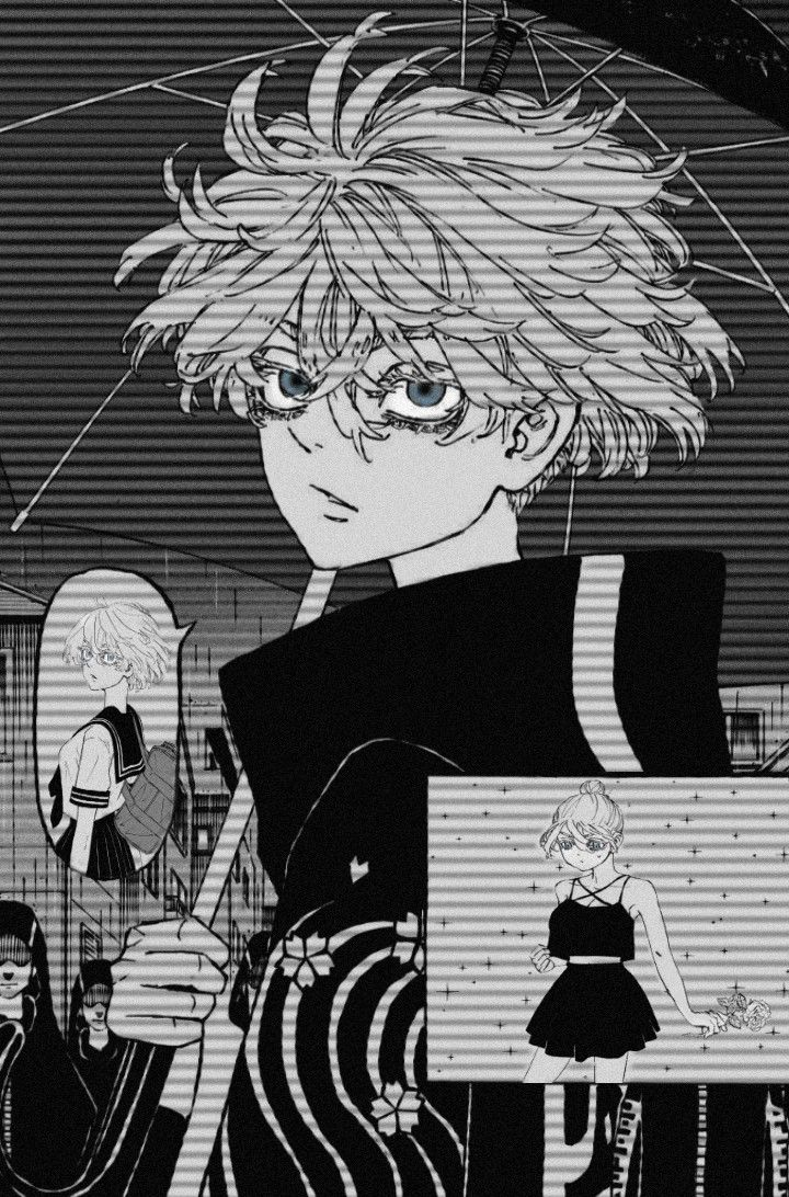 kawaragi senju   tokyo revengers, anime icons