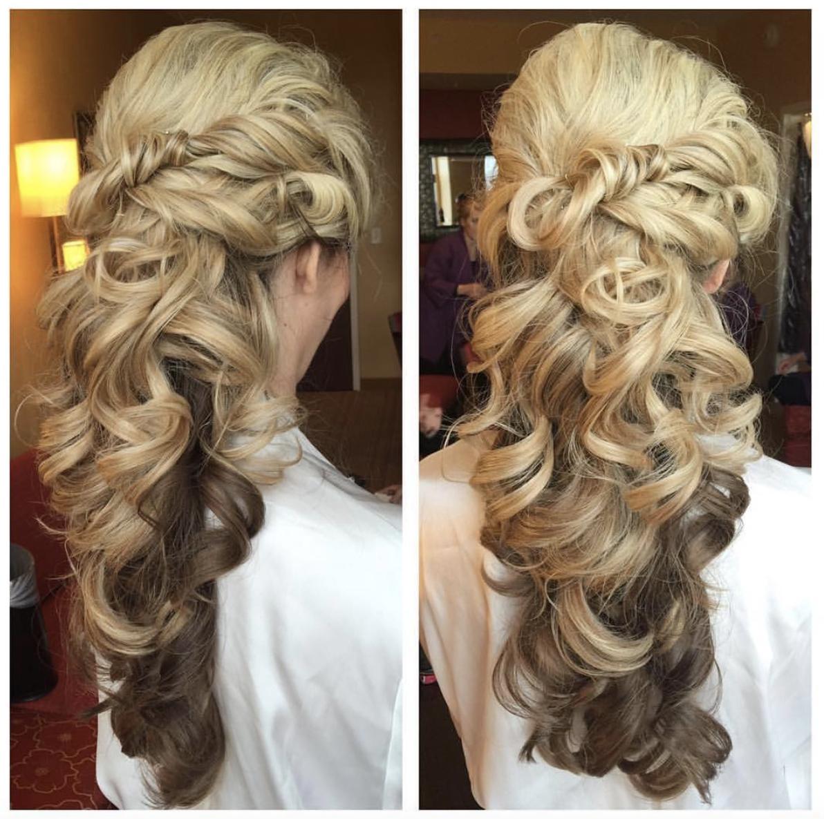 Bridal Hair Stylist Kansas City Hair, Long hair styles