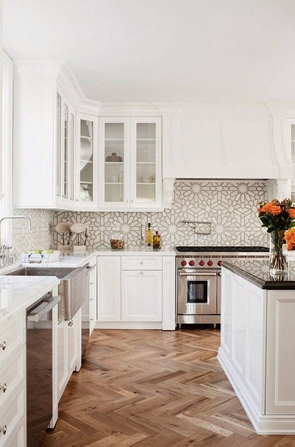 powell brower at home Tile Trends  What\u0027s New? Kitchens