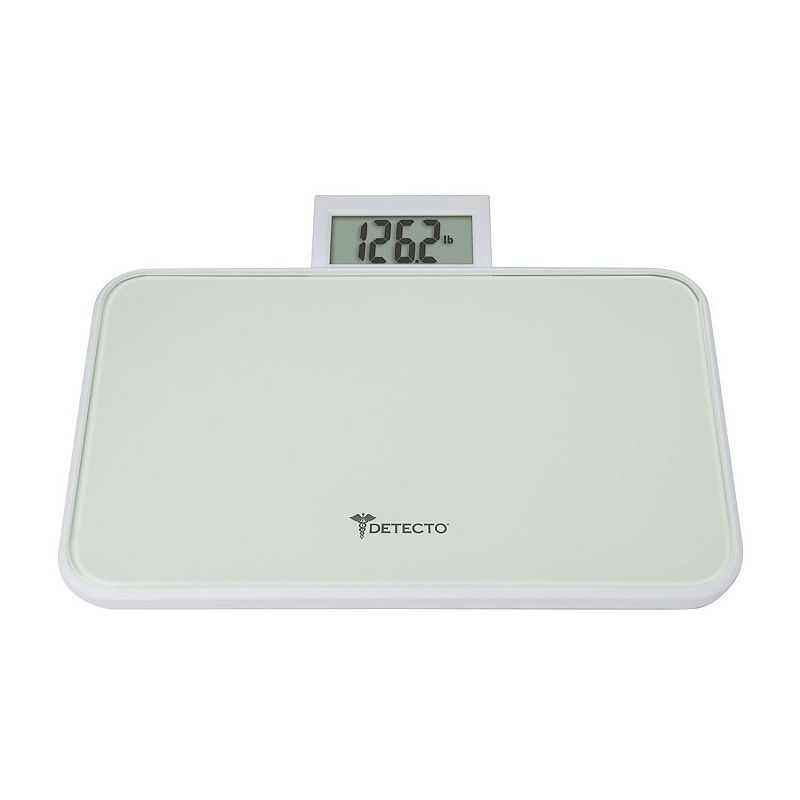 Escali Detecto Travel Bathroom Scale With Pop Up Display Travel Bathroom