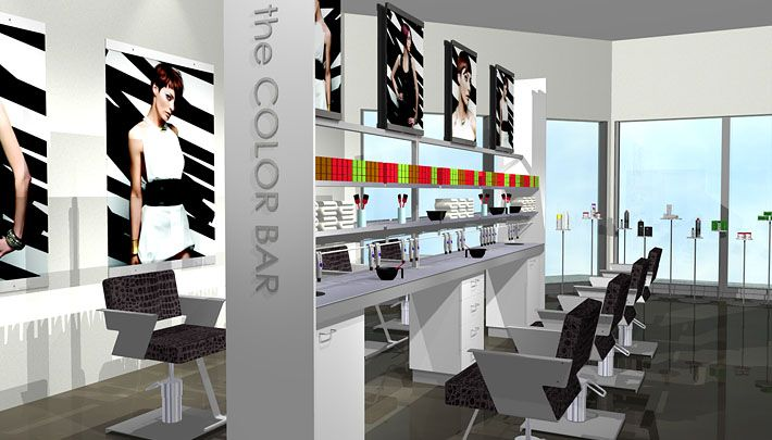 Paul mitchell salon interior design paul mitchell focus for A salon paul mitchell san diego