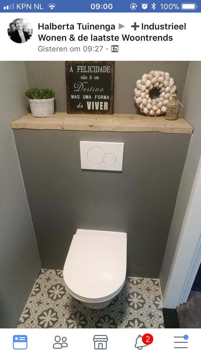 Ablage über Toilette #smalltoiletroom