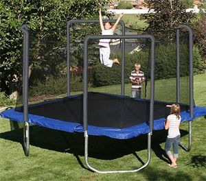 Gentil Best Square Trampoline For Kids