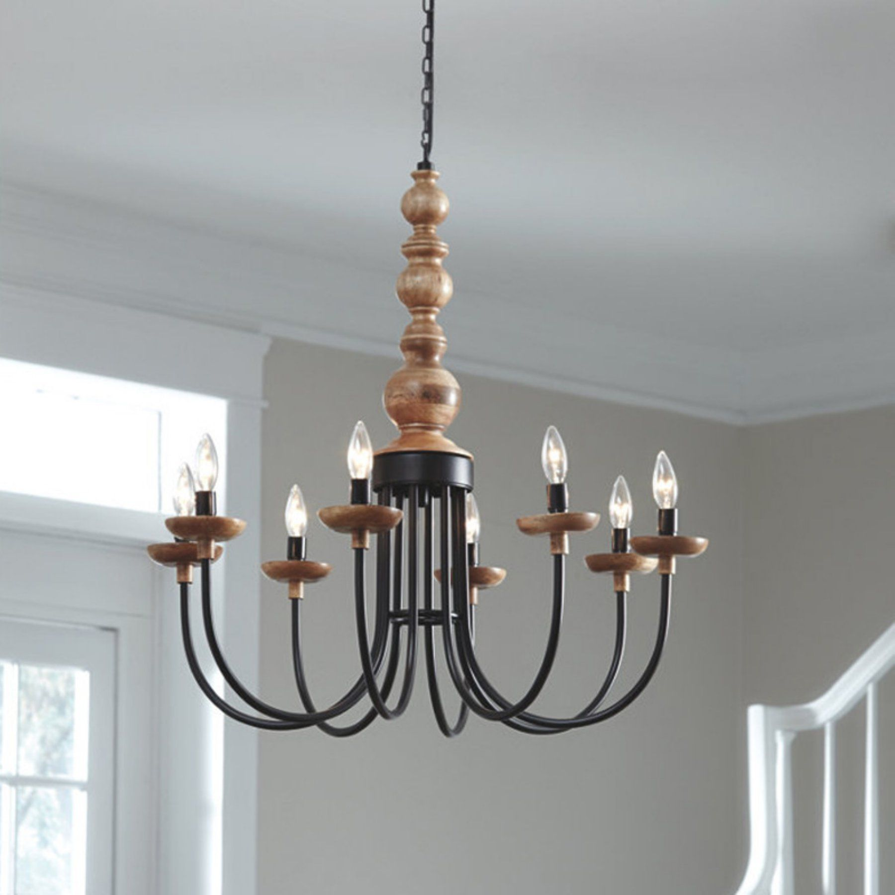 Signature Design By Ashley Fabrice L000498 Chandelier  L000498