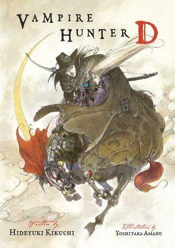 Vampire Hunter D Volume 1 by Hideyuki Kikuchi. $6.31. Publisher: Dark Horse Comics; Tra edition (October 12, 2012). 300 pages. Author: Hideyuki Kikuchi