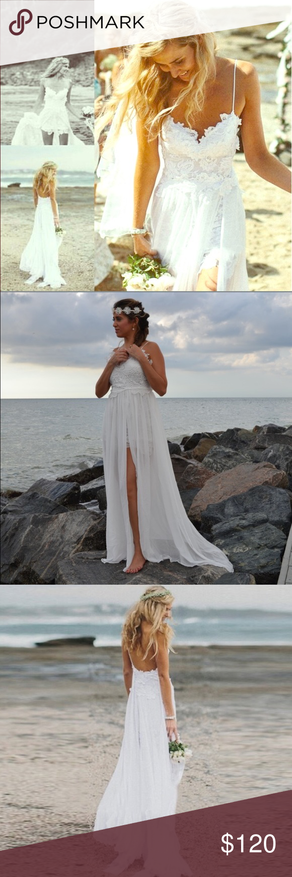 Bridal gown | Bridal gowns, Gowns and Boho