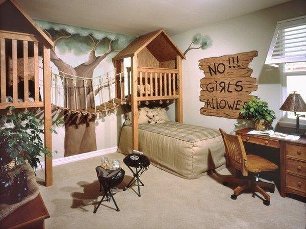 Les plus belles chambres d 39 enfants qui vont vous donner for La plus belle chambre