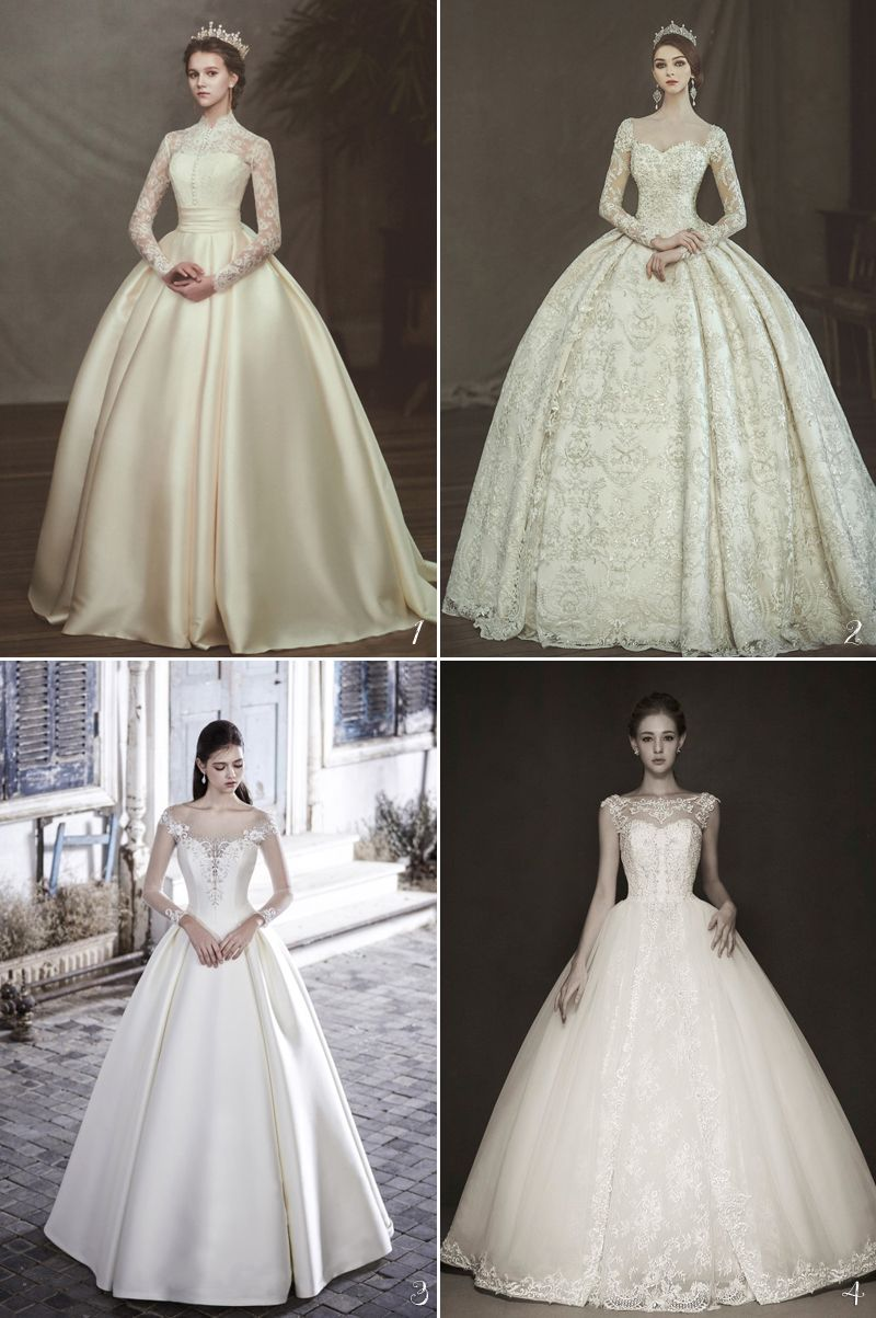 24 Princess-Worthy Bridal Ball Gowns You\'ll Love | Ball gowns ...