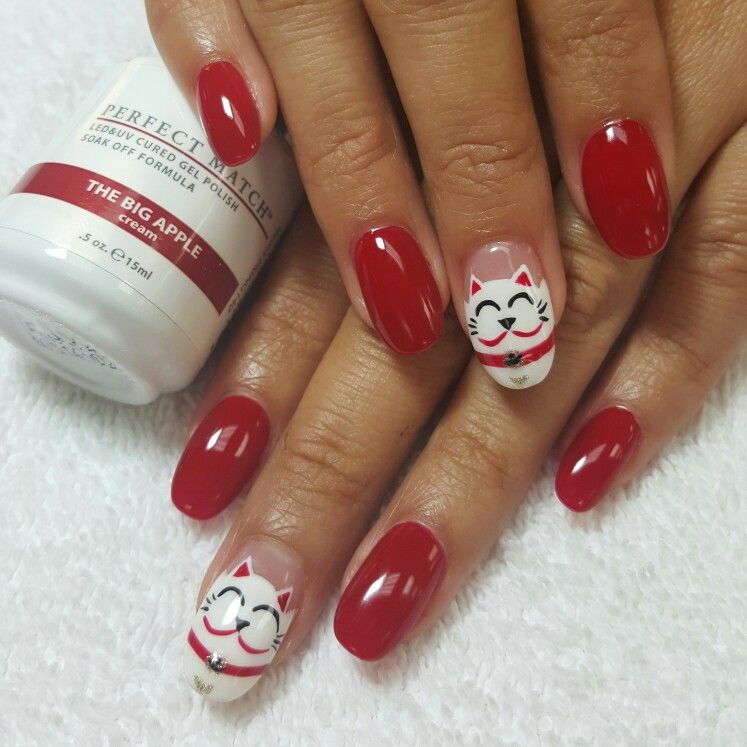 Lechat Perfect Match Gel Polish Design