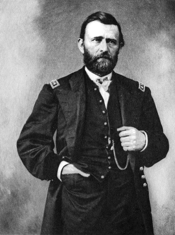 Admirable Ulysses S Grant Ulysses S Grant Kid Social Studies Hairstyles For Men Maxibearus