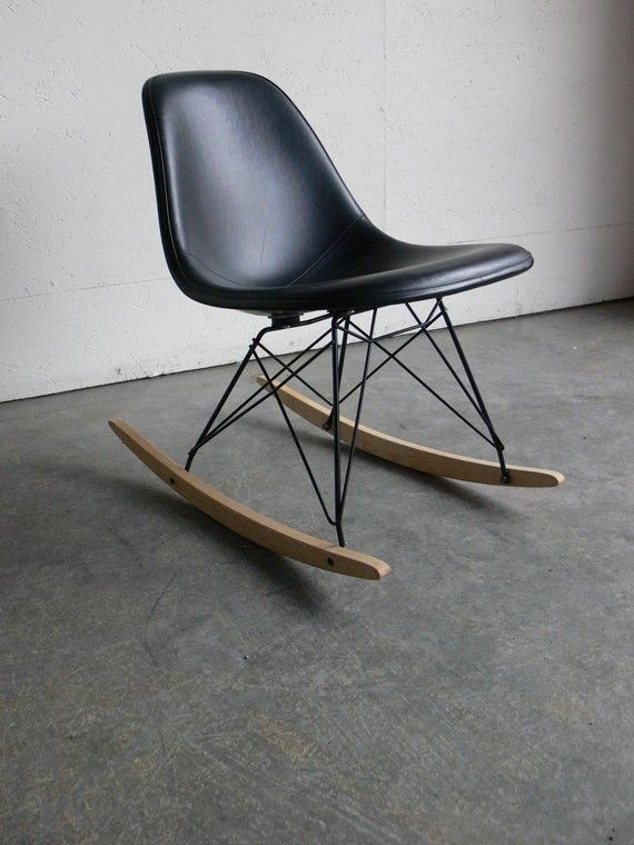 rocking chair silhouette.  Silhouette The Classic Eames Silhouette And Design Midcentury Furniture Rocking  Chairs Chairs Rockingchairs Furniture For Chair