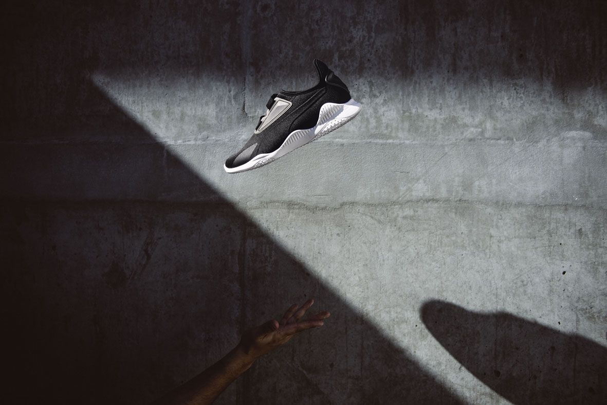 1e563406f016 PUMA brings back a sneaker icon with a cleaner and sleeker look. When it  debuted in the 90s