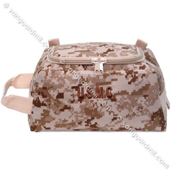 c4e24ba1ddb9 Marine Corps Digital Desert Shave Utility Kit Bag