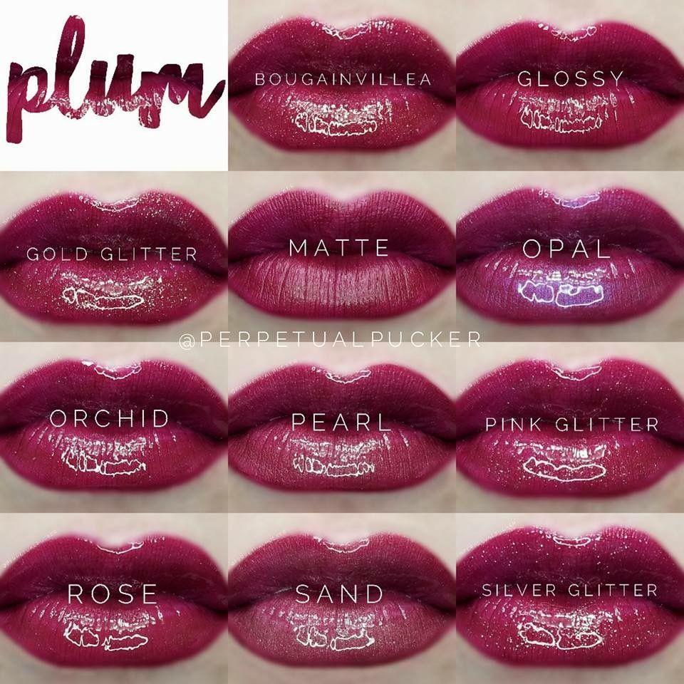 Plum LipSense by SeneGence ️ Love Your Lips by Allison Rafie Follow me on…
