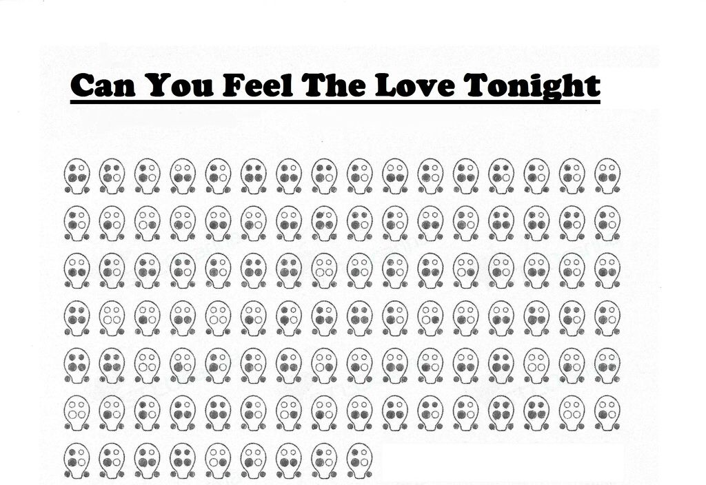 All Music Chords can you feel the love tonight sheet music : Can you feel the love tonight? The Lion King 4 Hole Ocarina ...