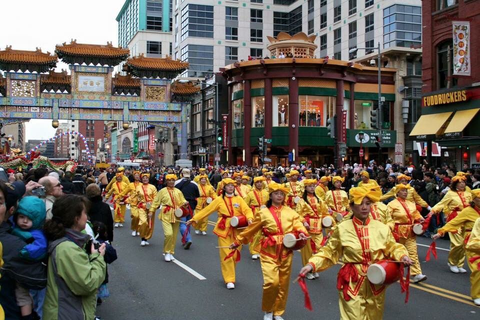 Bring in the ChineseNewYear here in DC starting tomorrow