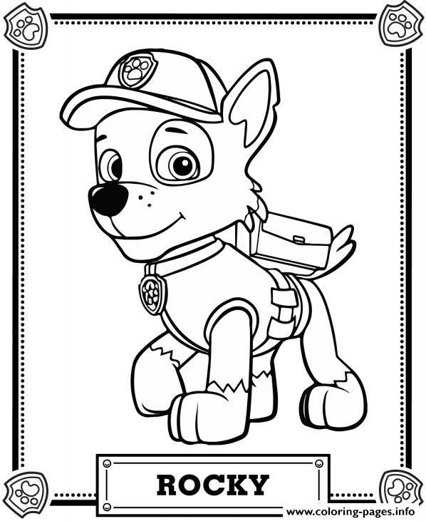Paw Patrol Colouring Pages And Activity Sheets In The Playroom Paw Patrol Coloring Paw Patrol Coloring Pages Paw Patrol Birthday
